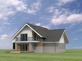 Проект дома м174