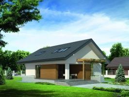 Проект дома м188