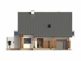 Проект дома м192