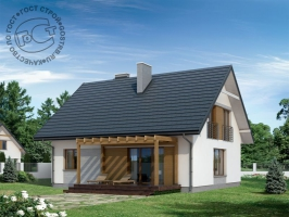 Проект дома м194