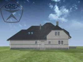 проект дома м2