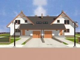 Дома на 2 семьи м31