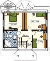 План 2-го этажа