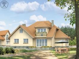 Проект дома м40