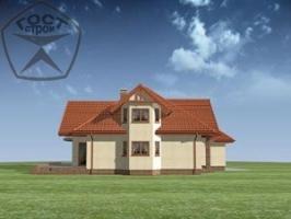 Проект дома м41