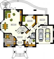 мПлан 1-го этажа