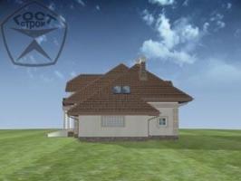 Проект дома м47