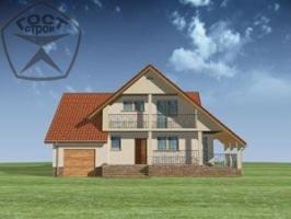 Проект дома м49