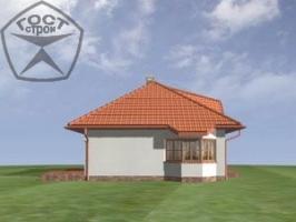 Проект дома м51