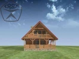 Проект дома м56