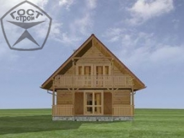 Проект дома м57