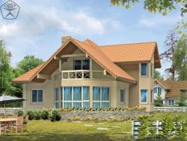 Проект дома м60