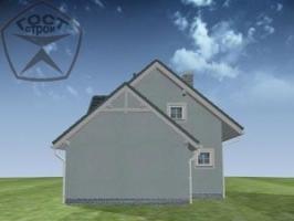 Проект дома м61