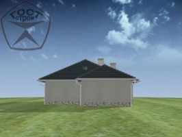 Проект дома м63