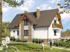 Проект дома м67