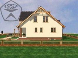 Проект дома м77