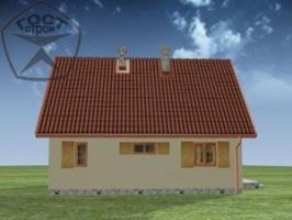 Проект дома м81