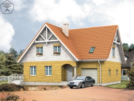 Проект дома м91