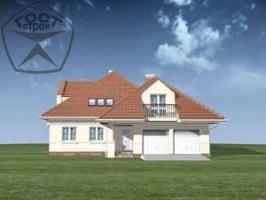 Проект дома м93