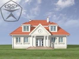 Проект дома м96