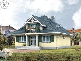 Проект дома м9