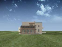 Проект дома д10