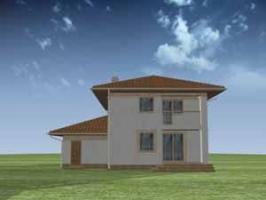 Проект дома д16