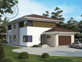 Проект дома д27