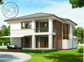 Проект дома д28