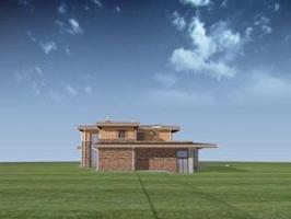 Проект дома д32