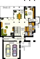 Проект дома д8