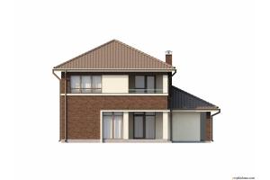 проект дома м460