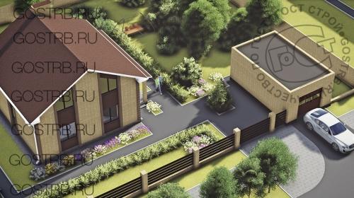 проект дома м879