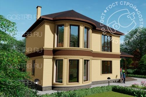 Проект дома м883