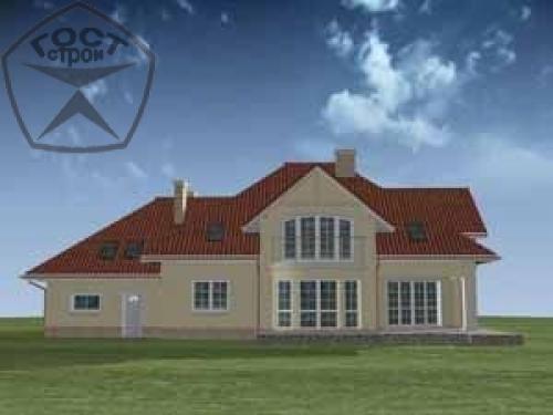 Проект дома м141