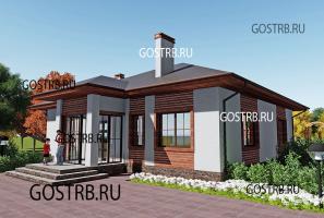 проект дома м1018