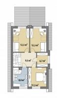 Проект дома м330