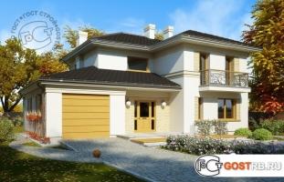 Проект дома д369