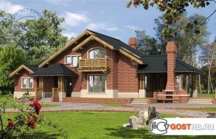 Проект дома м430