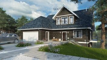 проект дома д493