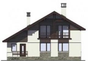 проект дома м1907