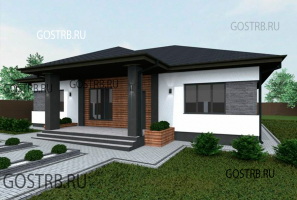 проект дома м922