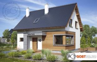 Проект дома м248