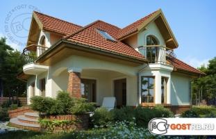 Проект дома м267