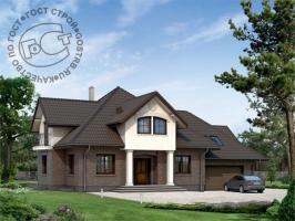 Проект дома м175