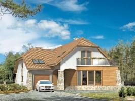 Проект дома м39