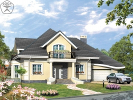 Проект дома м46