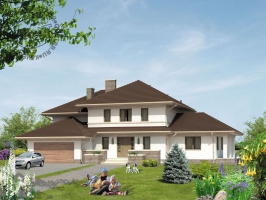 Проект дома д19