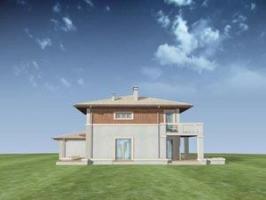 Проект дома д23